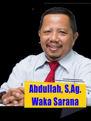 ABDULLAH, S.Ag